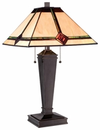 Lite Source LS22040 Karysa Tiffany Table Lamp