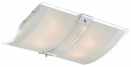 Lite Source LS5431 Vicenzo 3-light Large Modern Ceiling Light Fixture