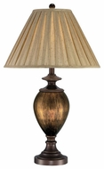 Lite Source LSC41228 Josifina Traditional Brushed Gold Table Lamp