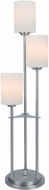 Lite Source LSF-20700BN Contemporary Side Table Lamp