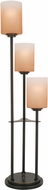 Lite Source LSF-20700D-BRZ Bess Contemporary Dark Bronze LED Side Table Lamp