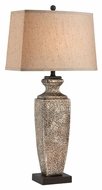 Lite Source LSF-22500 Hans Modern Dark Brown Finish 33  Tall Lighting Table Lamp
