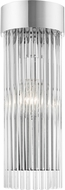 Livex 15711-05 Norwich Polished Chrome Sconce Lighting