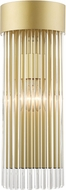 Livex 15711-33 Norwich Soft Gold ADA Light Sconce