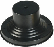 Livex 2001-04 Outdoor Black Post Mount