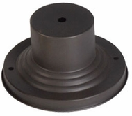 Livex 2001-07 Outdoor Bronze Post Mount