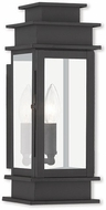 Livex 2013-04 Princeton Modern Black Lighting Wall Sconce