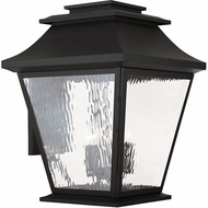 Livex 20245-04 Hathaway Black Wall Sconce Light
