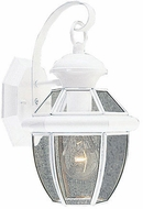 Livex 2051-03 Monterey White Light Sconce