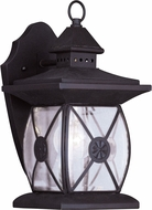 Livex 2091-07 Providence Traditional Bronze Exterior Wall Light Sconce
