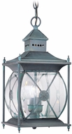 Livex 2095-61 Providence Traditional Charcoal Outdoor Pendant Lamp