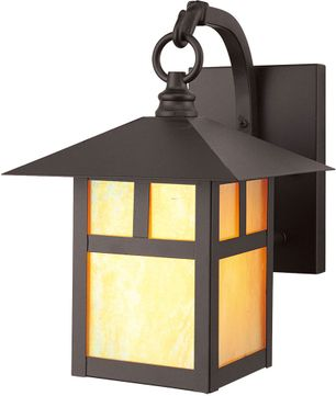 Livex 2131-07 Montclair Mission Craftsman Bronze Wall Light Sconce