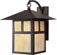 Livex 2137-07 Montclair Mission Craftsman Bronze Wall Lighting