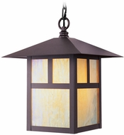 Livex 2141-07 Montclair Mission Mission Bronze Pendant Lighting Fixture