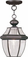 Livex 2152-07 Monterey Bronze Drop Lighting