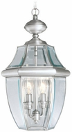 Livex 2255-91 Monterey Brushed Nickel Drop Ceiling Lighting