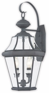Livex 2261-61 Georgetown Charcoal Sconce Lighting