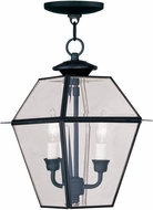 Livex 2285-04 Westover Black Pendant Light