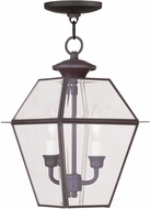 Livex 2285-07 Westover Bronze Lighting Pendant