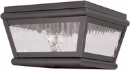 Livex 2611-07 Exeter Bronze Ceiling Light Fixture