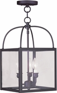 Livex 4037-07 Milford Bronze Foyer Lighting