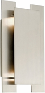 Livex 40690-91 Varick Contemporary Brushed Nickel Wall Lighting Sconce
