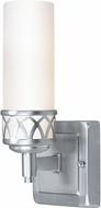 Livex 4721-91 Westfield Modern Brushed Nickel ADA Wall Sconce
