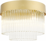 Livex 49827-33 Norwich Soft Gold Overhead Lighting