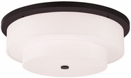 Livex 50867-07 Meridian Bronze Home Ceiling Lighting