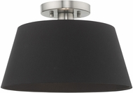 Livex 51352-91 Belclaire Brushed Nickel Ceiling Lighting