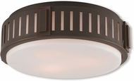 Livex 65513-67 Portland Olde Bronze 15  Ceiling Lighting