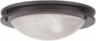 Livex 7058-07 Ariel Bronze 13  Ceiling Lighting Fixture