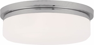 Livex 7393-05 Stratus Polished Chrome 15.5  Overhead Lighting