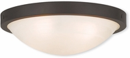 Livex 73953-07 New Brighton Bronze 20.5  Overhead Lighting Fixture