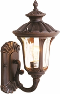 Livex 7650-58 Oxford Traditional Imperial Bronze Wall Sconce