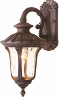 Livex 7651-58 Oxford Traditional Imperial Bronze Wall Lamp