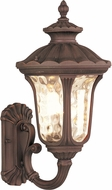Livex 7652-58 Oxford Traditional Imperial Bronze Wall Lighting