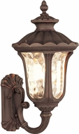 Livex 7656-58 Oxford Traditional Imperial Bronze Light Sconce