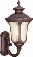Livex 7662-58 Oxford Traditional Imperial Bronze Lamp Sconce