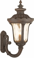 Livex 76701-58 Oxford Traditional Imperial Bronze Lighting Wall Sconce