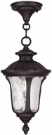 Livex 7849-07 Oxford Traditional Bronze Drop Ceiling Lighting