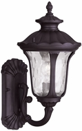 Livex 7850-07 Oxford Traditional Bronze Wall Sconce Light