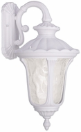 Livex 7853-03 Oxford Traditional White Lighting Sconce