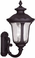 Livex 7856-07 Oxford Traditional Bronze Wall Lighting Sconce