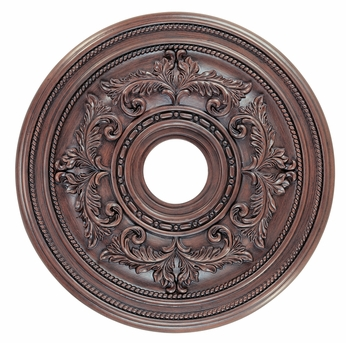 Livex 8200-58 Traditional Imperial Bronze 22.5 Medallion