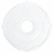 Livex 82030-03 Buckingham White 18  Medallion