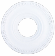 Livex 82072-03 Wingate White 12  Medallion