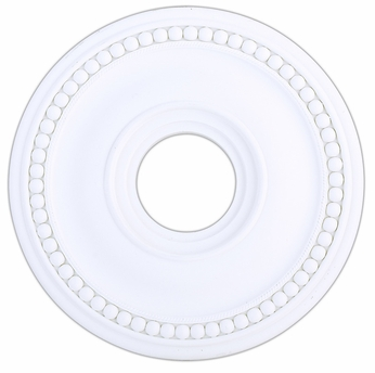 Livex 82073-03 Wingate White 16  Medallion