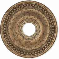 Livex 82074-36 Wingate Hand Applied European Bronze 20  Ceiling Medallion