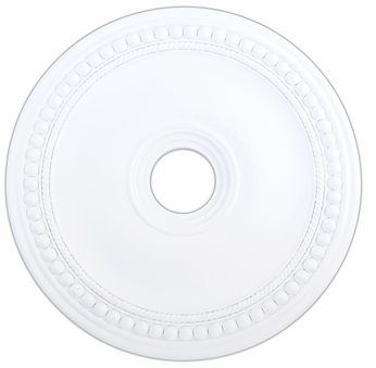 Livex 82075-03 Wingate White 24  Medallion